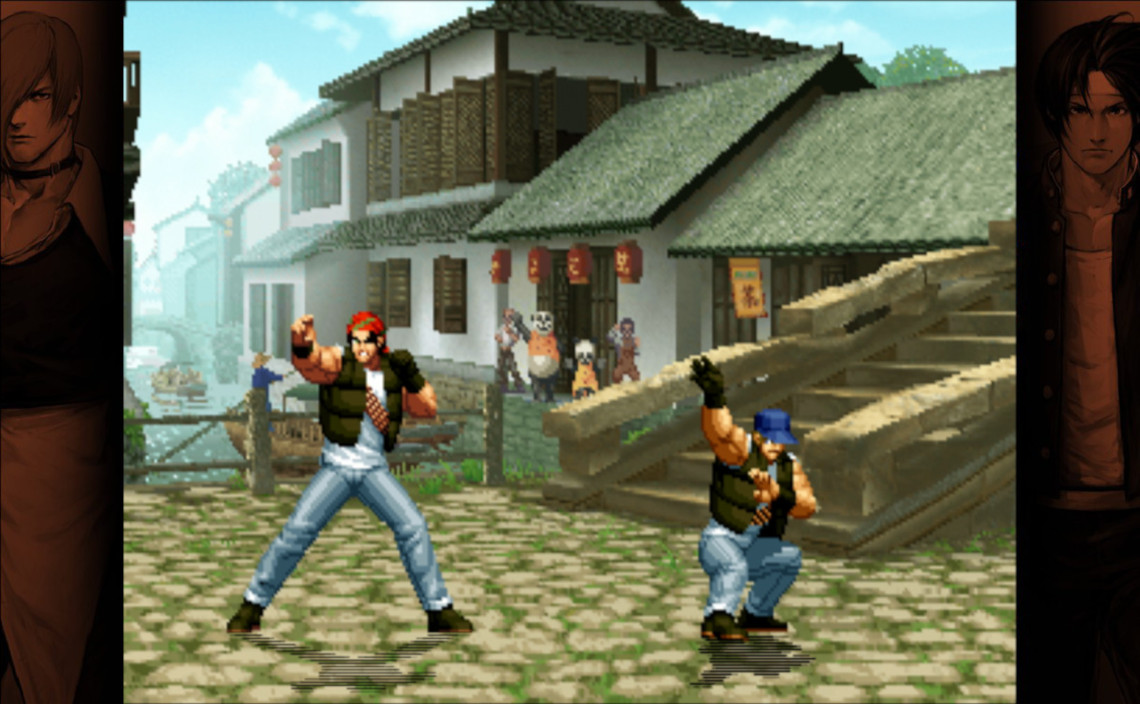 #The King of Fighters 98 Ultimate Match Final Editio