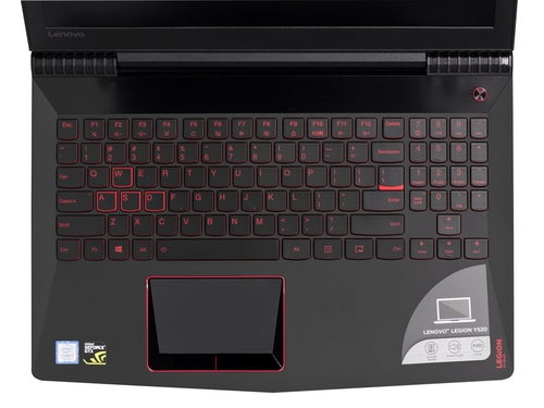 "Laptop gamingowy Lenovo Legion Y520-15IKBN 80WK00EPPB Core i7-7700HQ 15,6"" 4GB HDD 1TB GeForce GTX1050 Win10"