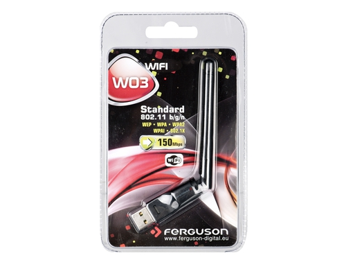 Adapter WiFi FERGUSON W03