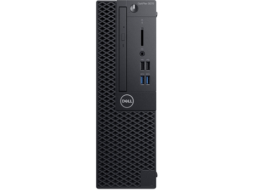 Komputer stacjonarny Dell Optiplex 3070 SFF N506O3070SFF Core i3-9100 Intel UHD 630 4GB DDR4 HDD 1TB Win10Pro