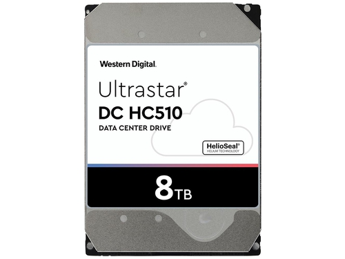 Western Digital HDD Ultrastar 8TB SAS 0F27358