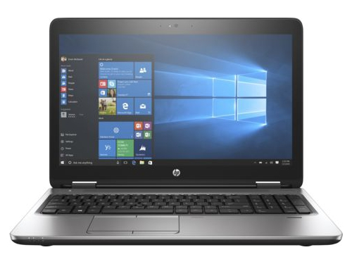 "Laptop HP ProBook 650 G3 Z2W58EA Core i7-7820HQ 15,6"" 8GB SSD 256GB Intel® HD Graphics 630 Win10Pro"