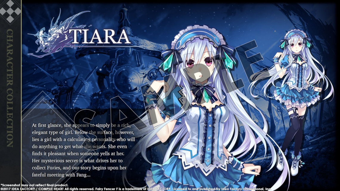 #Fairy Fencer F Advent Dark Force Deluxe DLC