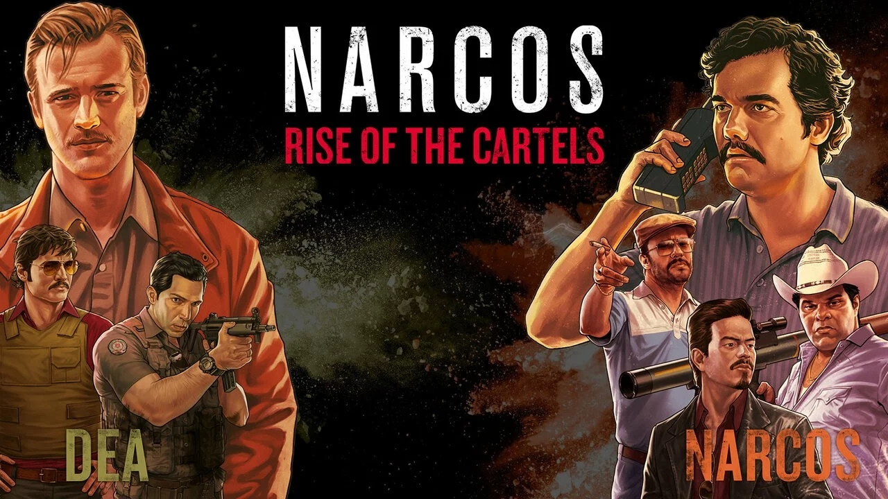 #Narcos: Rise of the Cartels