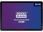 SSD GOODRAM CX400 256GB SATA III 2,5 RETAIL - SSDPR-CX400-256