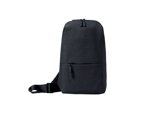 "Plecak na tablet 7"" XIAOMI Mi City Sling Bag Dark Grey kolor ciemnoszary"