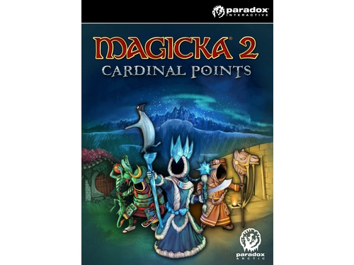 Magicka 2 : Cardinal Points Super Pack Cardinal Points Super Pack - K00590