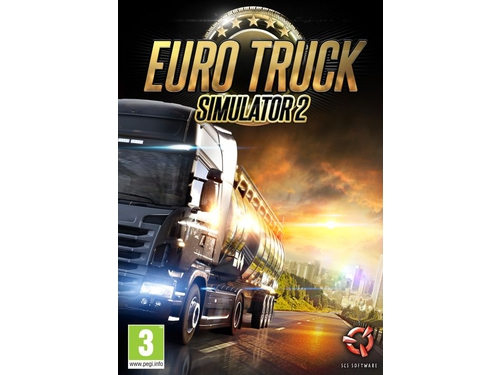 Gra PC Euro Truck Simulator 2: High Power Cargo wersja cyfrowa DLC