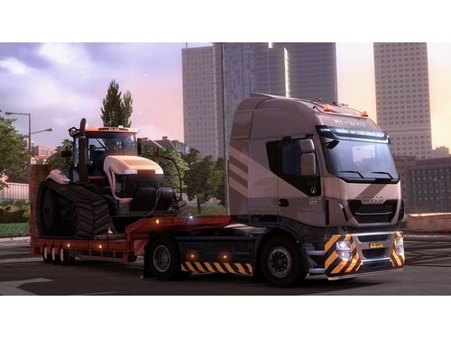Gra PC Euro Truck Simulator 2: High Power Cargo - wersja cyfrowa DLC