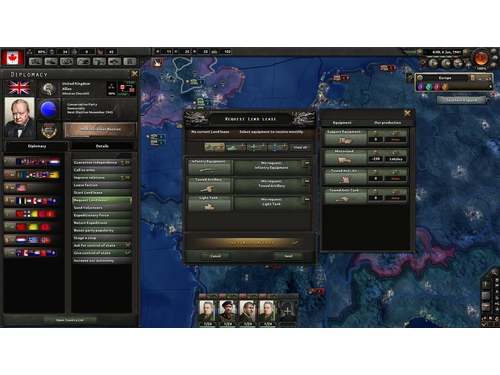 Gra PC Hearts of Iron IV: Together For Victory wersja cyfrowa DLC