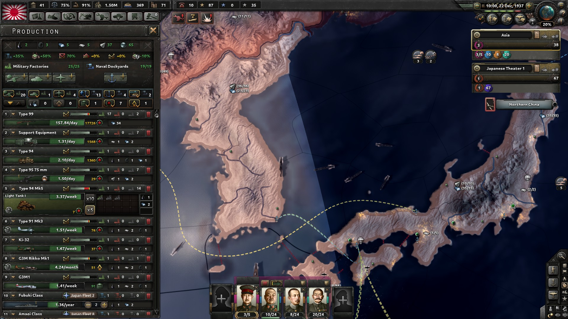 #Hearts of Iron IV Waking the Tiger DLC