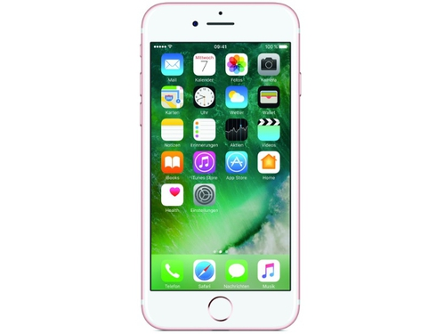 Smartfon Apple iPhone 7 32GB Rose Gold MN912CN/A Bluetooth WiFi NFC GPS LTE 32GB iOS 10 Rose Gold