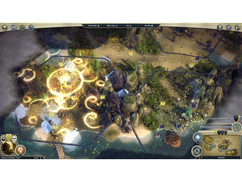 Gra PC Age of Wonders III – Golden Realms wersja cyfrowa DLC
