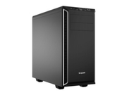 be quiet! obudowa Pure Base 600, silver, ATX, M-ATX, mini-ITX - BG022