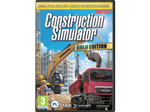 Gra PC Construction Simulator: Gold Edition ro - wersja cyfrowa