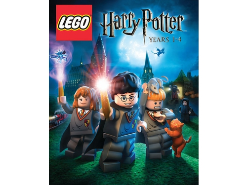 Gra PS3 wersja BOX Lego Harry Potter Years 1-4