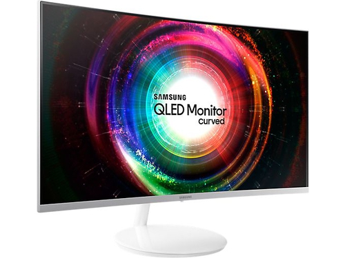 "Monitor gamingowy Samsung 27"" LC27H711QEUXEN VA 2560x1440 Curved 60Hz"