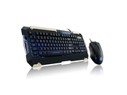 Thermaltake eSports COMMANDER Gaming Gear Combo - KB-CMC-PLBLUS-01