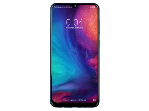 Smartfon XIAOMI Redmi Note 7 128GB Black Bluetooth WiFi GPS LTE DualSIM 128GB Android 9.0 kolor czarny
