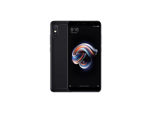 Smartfon XIAOMI Redmi Note 5 64GB LTE Bluetooth WiFi GPS 64GB Android 7.0 kolor czarny