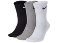 Skarpety Nike Everyday Cushioned Crew 3 pary biale,