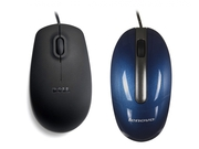 Dell MS111 Wired Optical Mouse + Mysz optyczna Lenovo M3803_5 Navy Blue - C0451735
