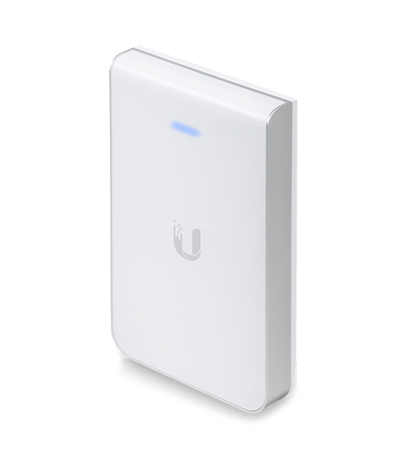 #Ubiquiti UniFi In-Wall AC AP 2.4GHz/5GHz, 802.11 a/b/g/n/ac, 3xGbE, 802.3at PoE+