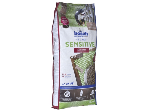 Bosch 23150 Sensitive Lamb&Rice 15kg