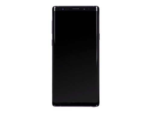Smartfon Samsung Galaxy Note 9 Bluetooth WiFi NFC GPS LTE Wi-Fi Direct A-GPS A-GLONASS Galileo DualSIM 128GB Android 8.1 kolor fioletowy