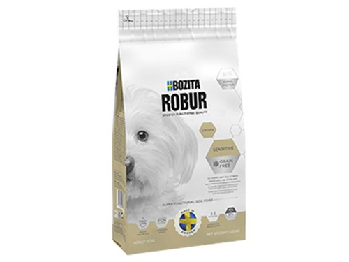 BOZITA Robur Sensitive Grain Free Chicken 1,25kg