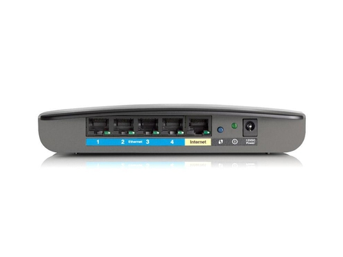 Router LINKSYS E2500-EE xDSL WiFi-N 4xLAN, 300Mbps, D-Band