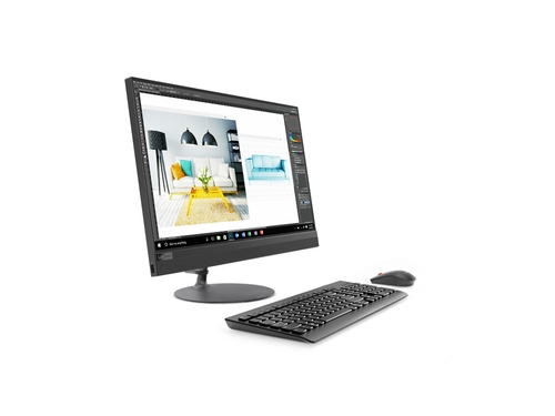 "AiO Lenovo 520-24ICBK2 i5-8400T/23.8"" FHD IPS Touch/8GB/1TB+16GB Intel Optane Memory/DVD/BT/Wireless Keyboard+Mouse/Win10 (REPACK) 2Y - F0DJ00BHUS Nowy / REPACK"