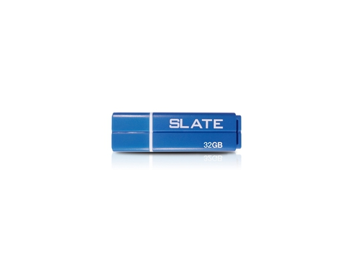 Patriot Slate 32GB USB 3.0, Blue - PSF32GLSS3USB