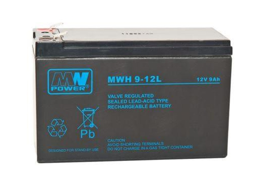 AKUMULATOR MW POWER MWH 9-12 - T/AK-12009/0606-T2