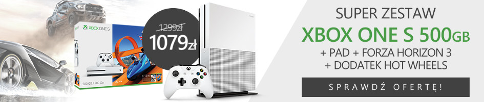 Konsola Xbox One Slim