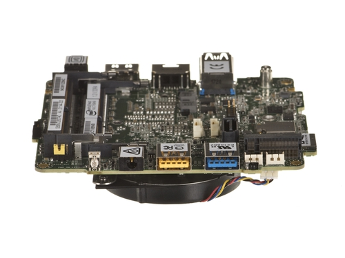 Zestaw NUC Intel BLKNUC7I5BNB 955784 NUC Core i5-7260U Intel® Iris Plus Graphics 640 DDR4 SO-DIMM NoOS