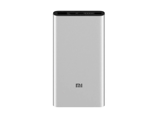 Xiaomi Mi 18W Fast Charge3 Power Bank 10Ah Silver
