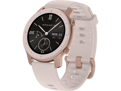 AMAZFIT GTR 42 mm Smart Watch Pink