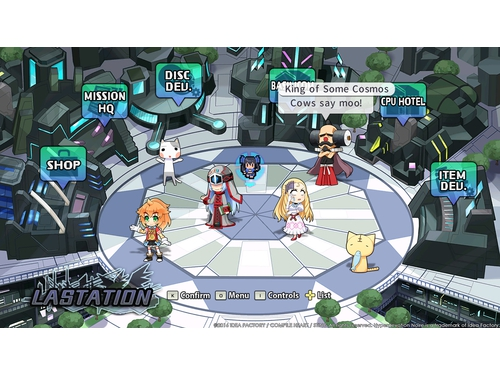 Gra PC Hyperdevotion Noire: Goddess Black Heart wersja cyfrowa
