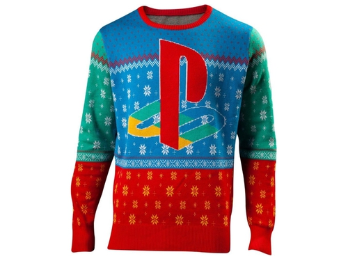 SWETER Playstation - Tokyo Knitted Christmas XL
