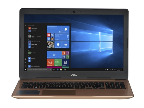 "Laptop Dell Inspiron 5570-2975 Core i7-8550U 15,6"" 8GB SSD 128GB HDD 1TB Radeon 530 Intel® UHD Graphics 620 Win10"