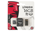 Karta pamięci Kingston Multi-Kit 16GB - MBLY10G2/16GB
