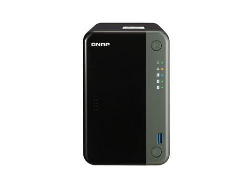 Qnap-TS-253D-4G-2bay tower intel 4GB RAM