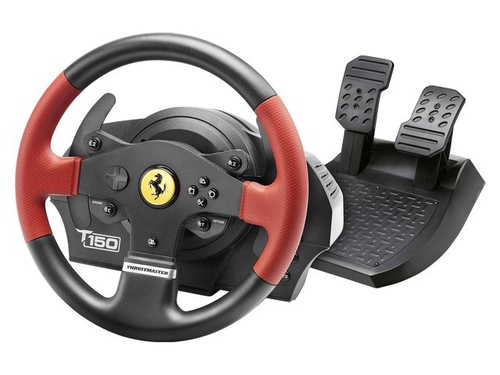 Kierownica THRUSTMASTER T150FFB FERRARI EDITION OFFICIALLY LICENSED 4160630