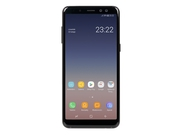 Smartfon Samsung Galaxy A8 32GB Black A530 Bluetooth WiFi NFC GPS LTE DualSIM 32GB Android 7.1 kolor czarny