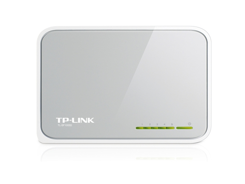 Switch TP-Link TL-SF1005D 5x 10/100Mbps