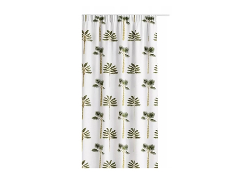 ZASŁONA HARMONY KEY WEST PALMS TAPE 140X250 + ZASŁONA HARMONY KEY WEST PALMS TAPE 140X250
