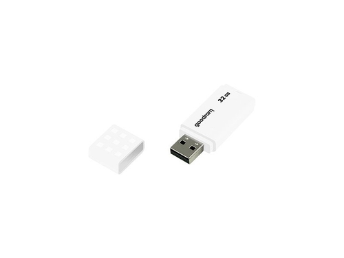 GOODRAM FLASHDRIVE 32GB UME2 USB 2.0 WHITE - UME2-0320W0R11