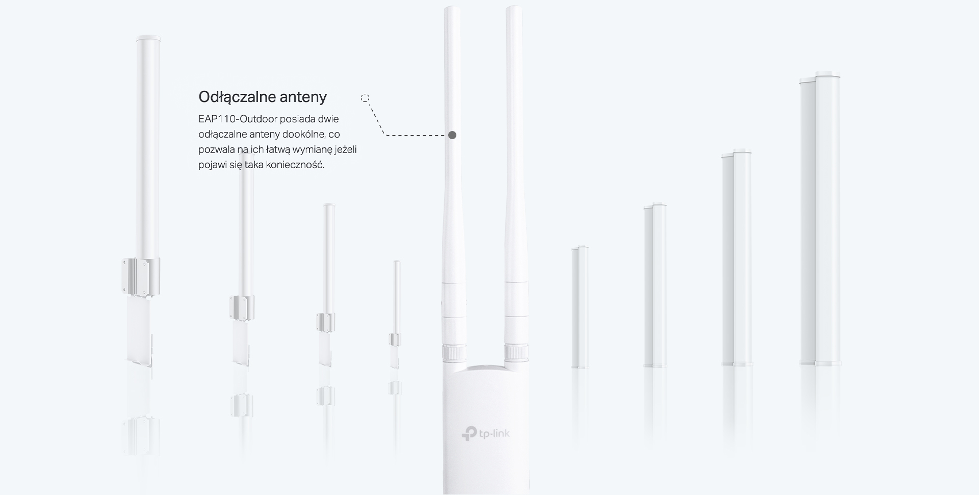 #TP-Link EAP110-Outdoor Wireless 802.11n/300Mbps AccessPoint Outdoor