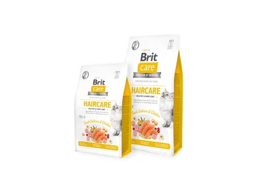 BRIT CARE Cat Grain-Free HAIRCARE 7kg